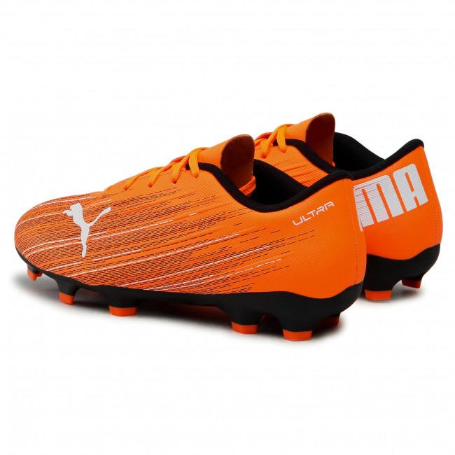 Footwear PUMA - Ultra 4.1 Fg/Ag Jr 106100 01 Shocking Orange/Puma Black