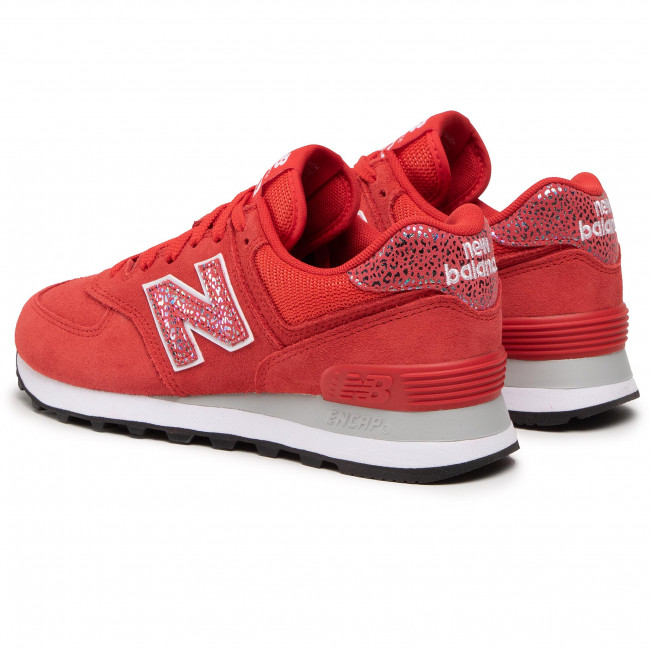 Trainers NEW BALANCE - WL574AR2 Red