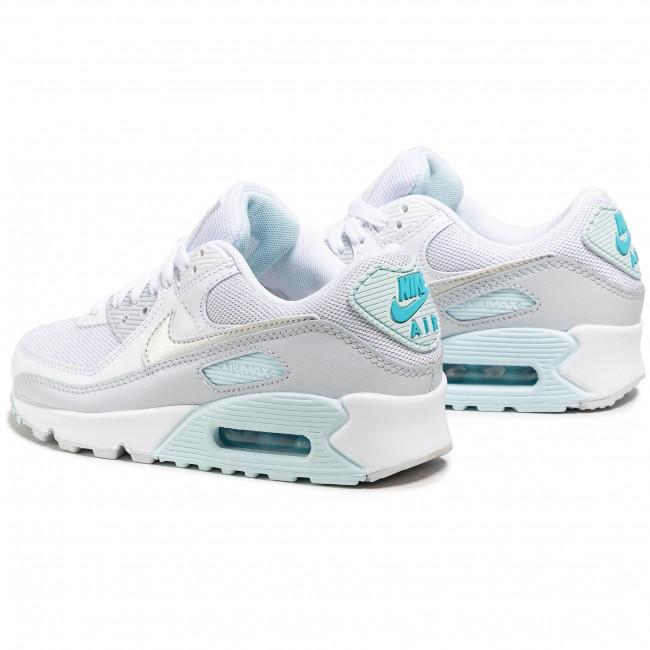 Footwear NIKE - Air Max 90 DH4969 100 White/Pure Platinum