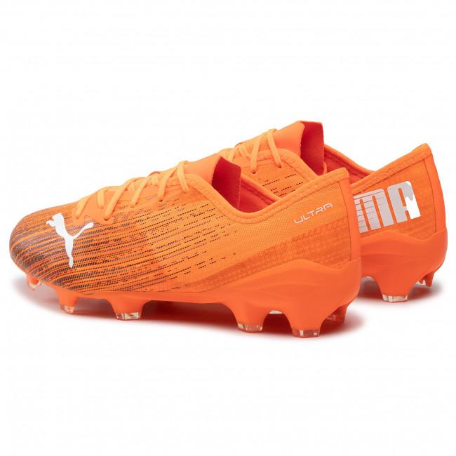Footwear PUMA - Ultra 2.1 Fg/Ag 106080 01 Shocking Orange/Puma Black
