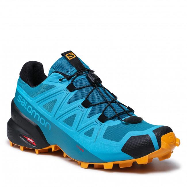 Footwear SALOMON - Speedcross 5 414620 26 V0 Crystal Teal/Barrier Reef/Golden Oak