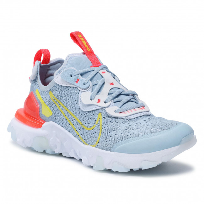 Footwear NIKE - React Vision (GS) CD6888 404 Lt Armory Blue/High ...