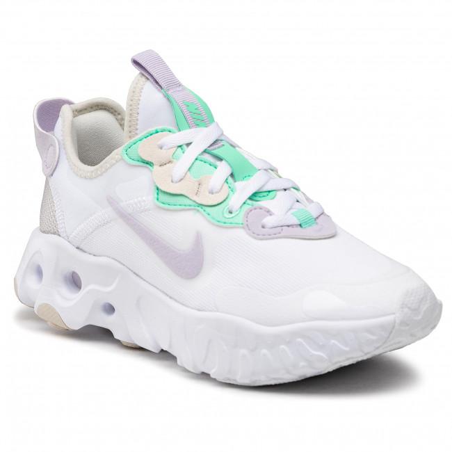 Footwear NIKE - React Art3mis DA1647 100 White/Infinite Lilac