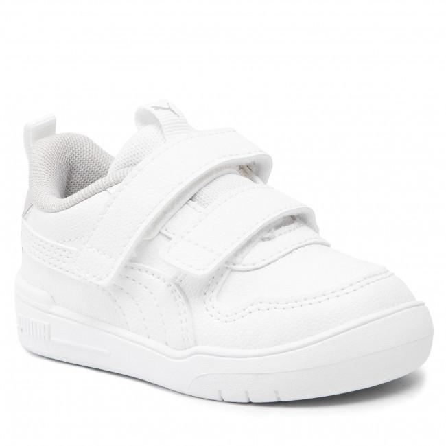 Footwear PUMA - Multiflex Iri V Inf 382373 01 Puma White/Puma White