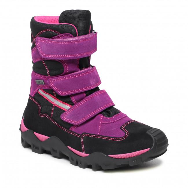 Snow Boots BARTEK - 97646-003 Czarny