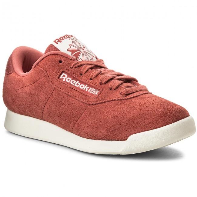 Shoes Reebok Princess Woven Emb CM9255 Clay TintChalk
