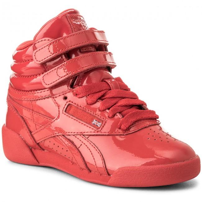 Shoes Reebok - F/S Hi Patent Kids CN2080 Red