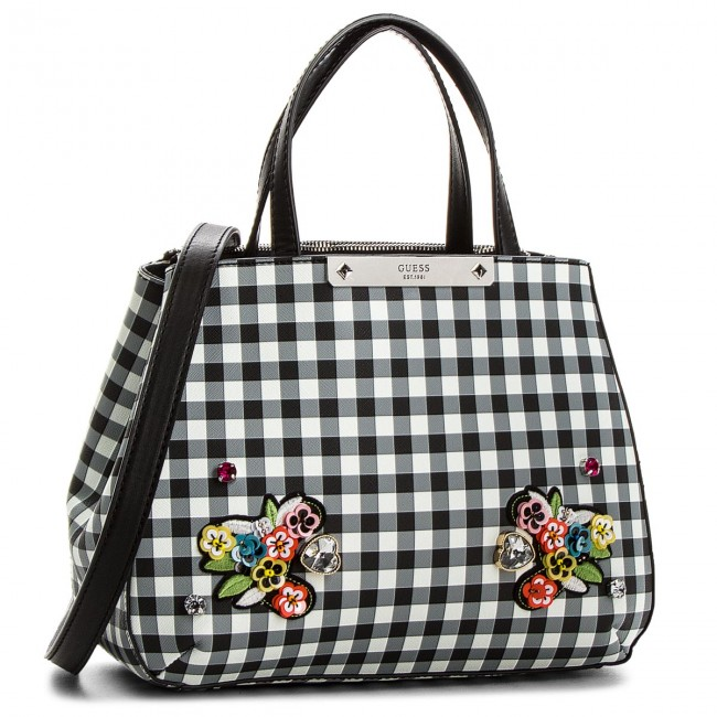 Handbag GUESS - HWGI66 93050 CHECKER