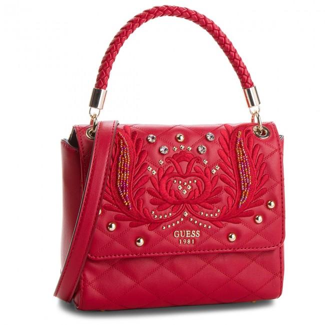 Handbag GUESS - Alessia HWVG70 26180 LIPSTICK