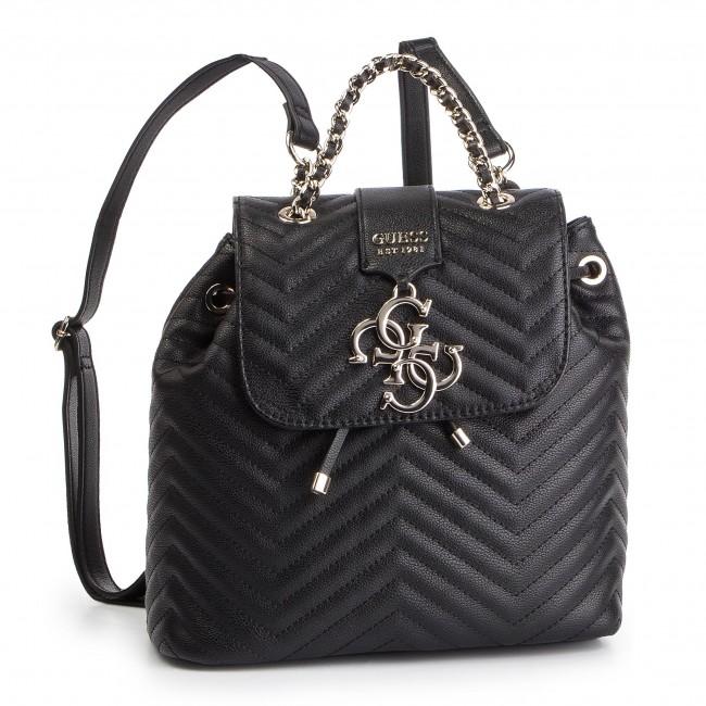 Guess Violet Backpack Black in black | fashionette