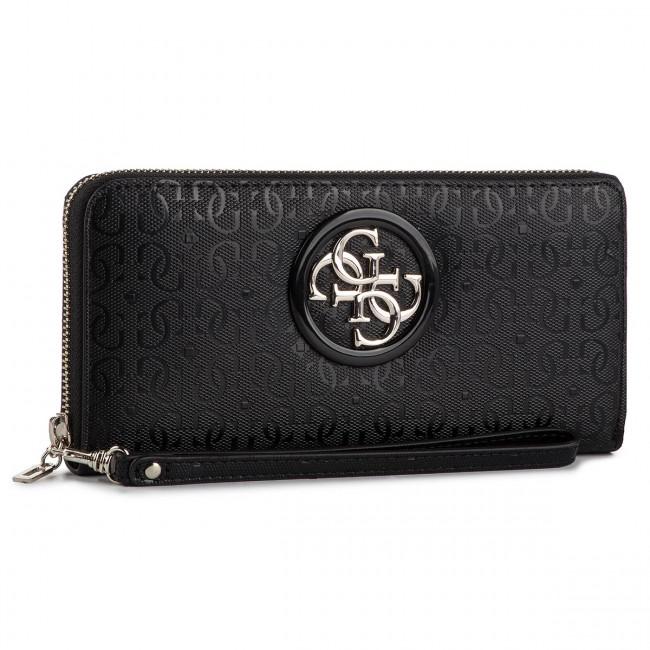 Large Women's Wallet GUESS Open Road (GS) Slg SWGS71 86460 BLA