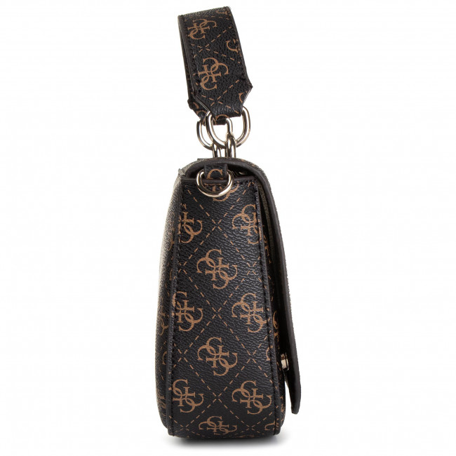 Handbag GUESS Logo Rock (SG) Mini Bags HWSG74 09780 BRO