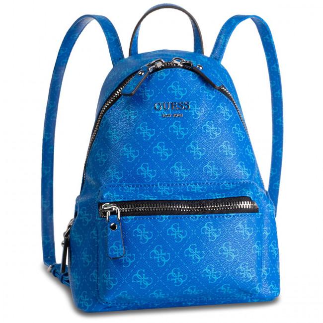 Backpack GUESS Leeza (EQ) HWEQ45 57310 BLU