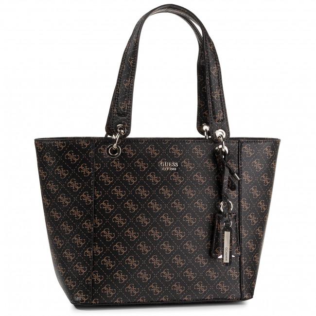Handbag GUESS Kamryn (EQ) HWEQ66 91230 BRO
