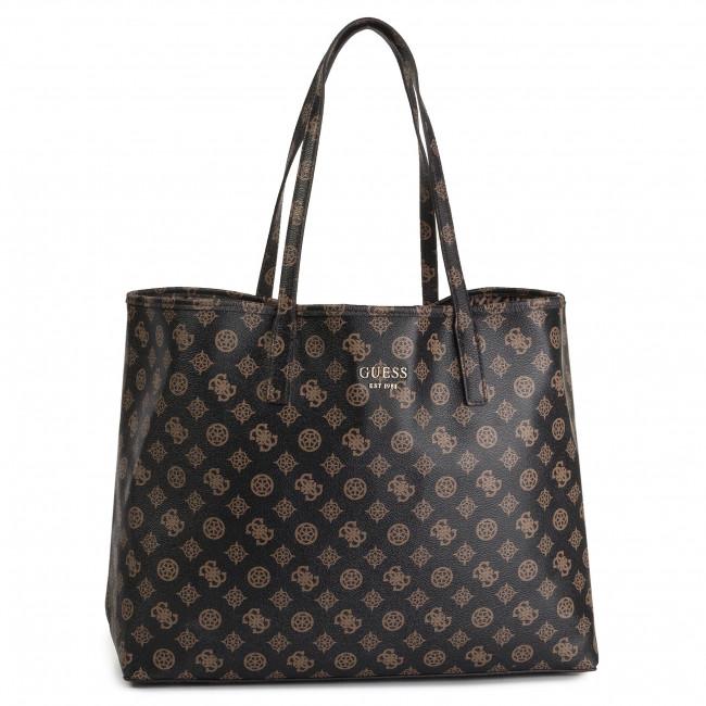 Handbag GUESS Vikky (PQ) HWPQ69 95240 BRO