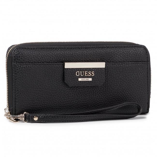 Muschio Cartello tenace  Large Women's Wallet GUESS - Bobbi (AN) Slg SWAN64 22460 BLA - Women's  wallets - Wallets - Leather goods - Accessories   efootwear.eu