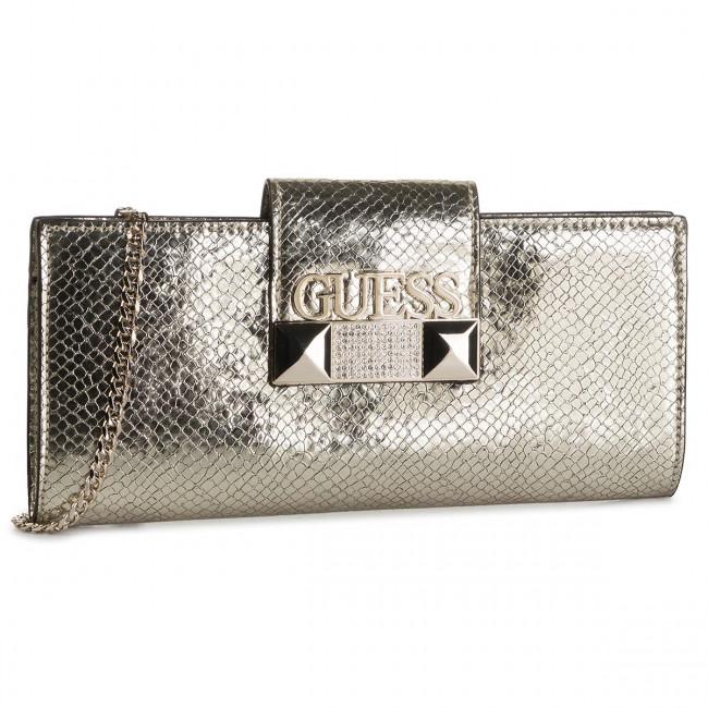 Handbag GUESS Jazzie (SK) Evening Bags HWSK74 47730 GOL
