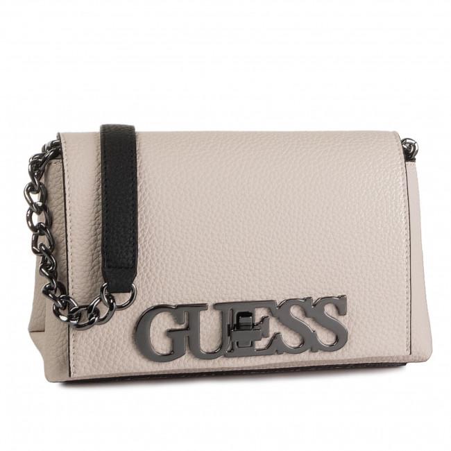 Handbag GUESS Uptown Chic (VM) Mini HWVM73 01780 STONE MULTI