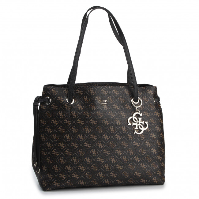 Handbag GUESS - Digital (SQ) HWSQ68 53240  BRO