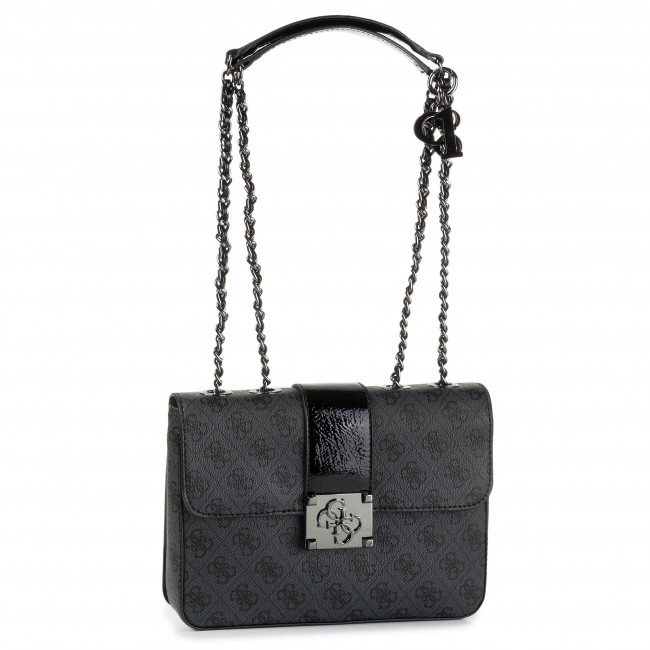 Handbag GUESS Logo City (SM) HWSM74 76210 CAO