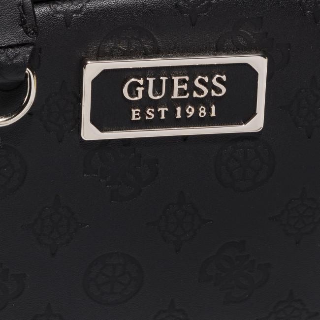 Handbag GUESS - Logo Love (SG) HWSG76 62140 BLA