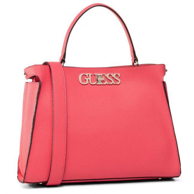 Handbag GUESS - Uptown Chic (VG) HWVG73 01060 Coral