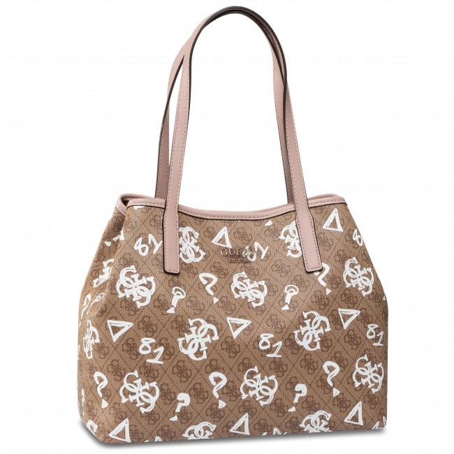 Handbag GUESS Vikky (GB) HWGB69 95230 BRM Classic