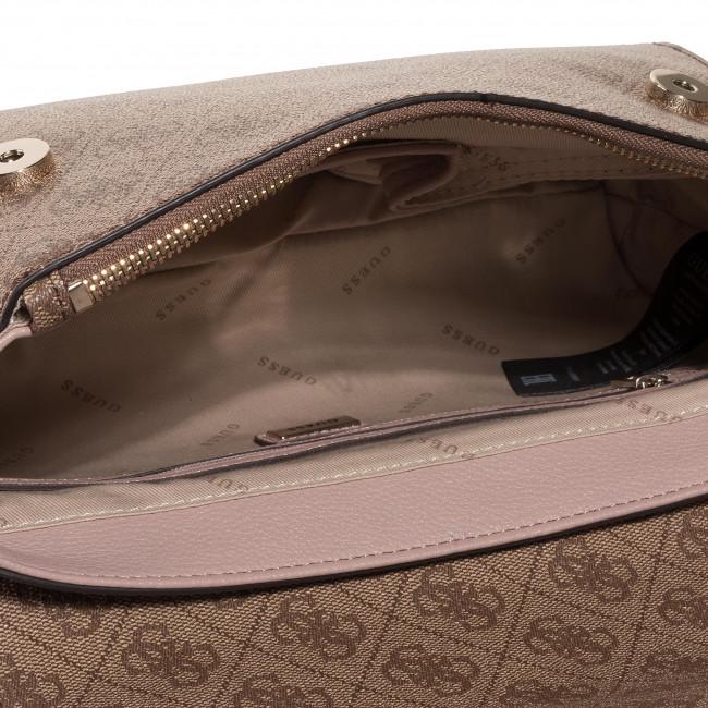Handbag GUESS - Candace (SG) HWSG76 68180 BROWN MULTI