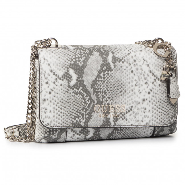 Handbag GUESS Holly (PG) HWPG76 69210 PYTHON Evening