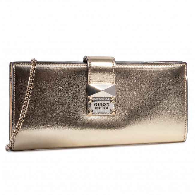 Handbag GUESS Dazzle (MG) Evening Bags HWMG76 75730 GOL