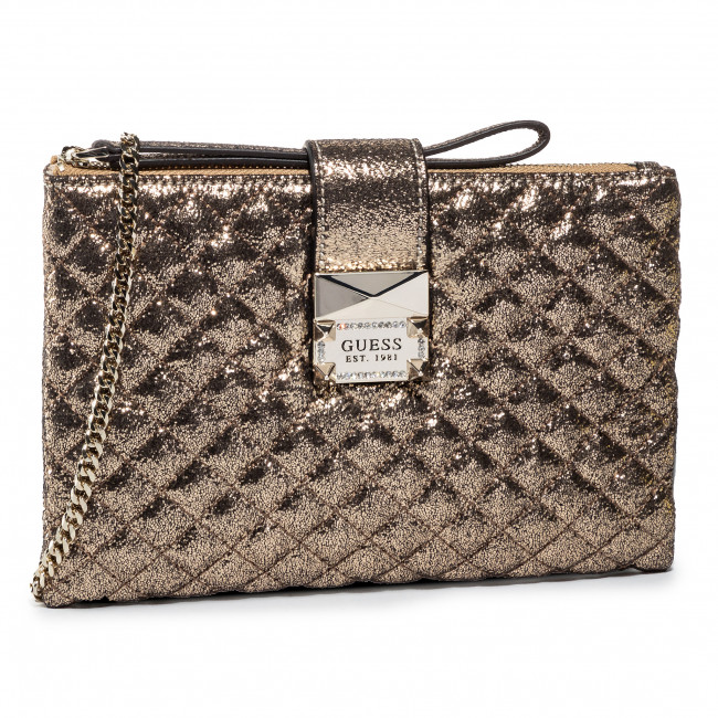 Handbag GUESS Dazzle (SG) Evening Bags HWSG76 75690 GOLD