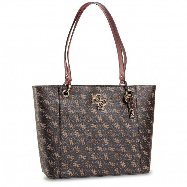 Handbag GUESS - Noelle (Sg) HWSG78 79230 BRO