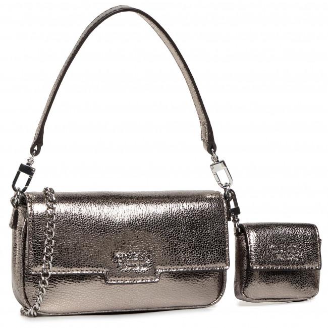 Handbag GUESS - Pixi (VY) Evening Bags HWVY78 84780 SILVER