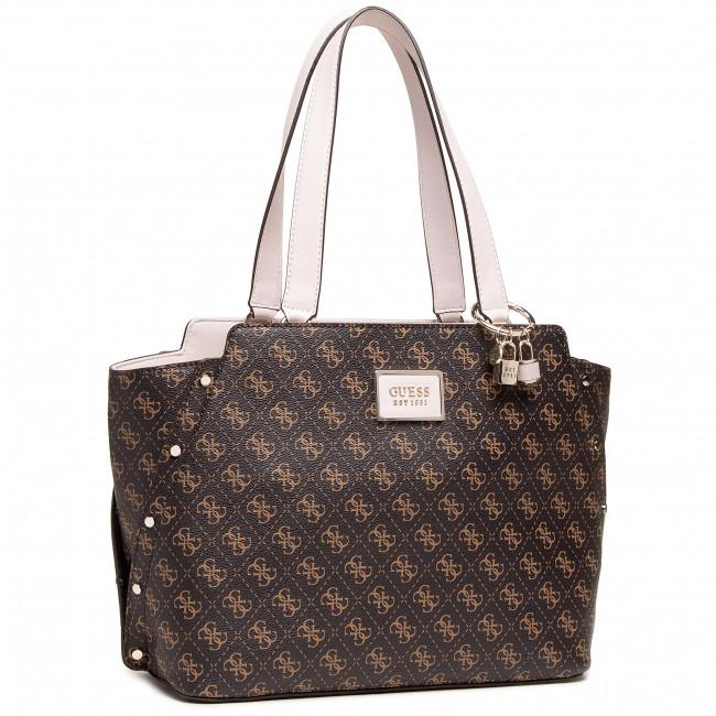 Handbag GUESS - Tyren HWSG79 66230 BROWN STONE