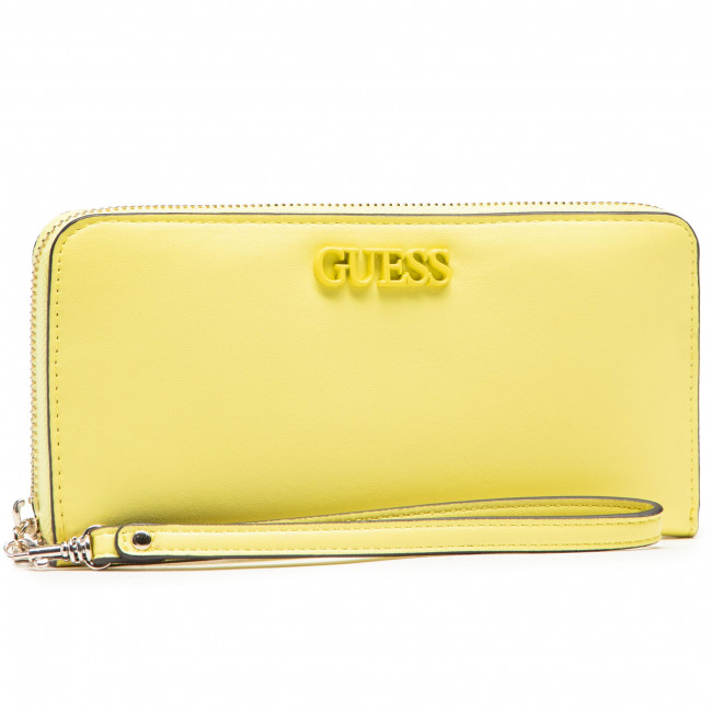 Large Women's Wallet GUESS - Central City (VG) SLG SWVG81 09460 LIM