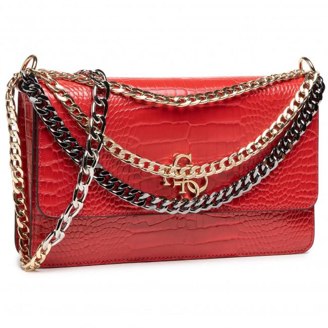 Handbag GUESS - Luna (CG) HWCG79 74190 RED