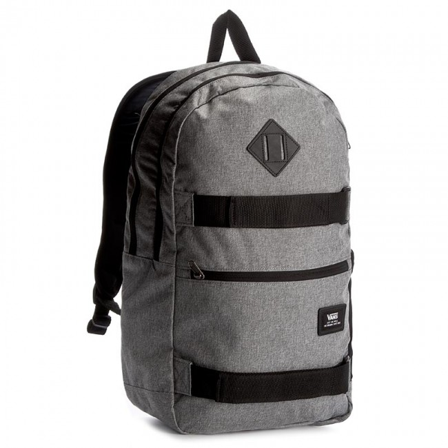 Backpack VANS - Authentic III S VNOA2WNVKH7 Grey - Sports bags and ...