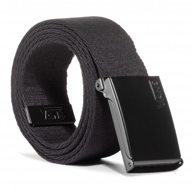 Men\'s Belt VANS - Deppster II Web VN0A31J1BLK1 Black