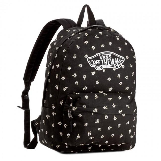 Backpack VANS Realm Backpack VN000NZ0O2I Fall Floral 000
