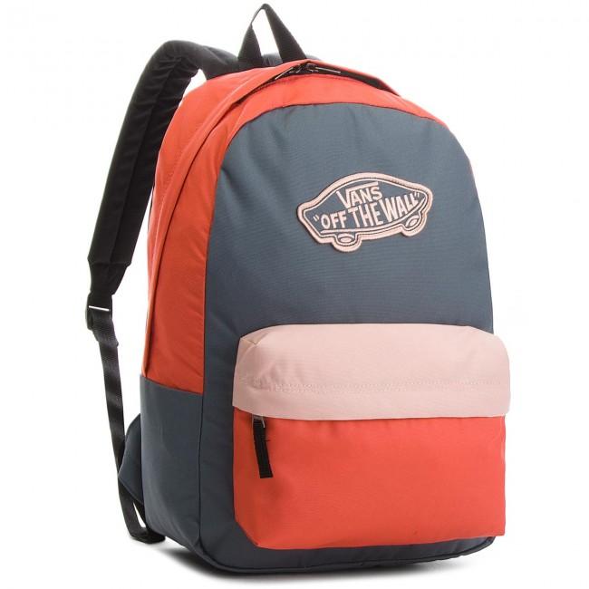Backpack VANS Realm Backpack VN000NZ0P5C Dark SlateE