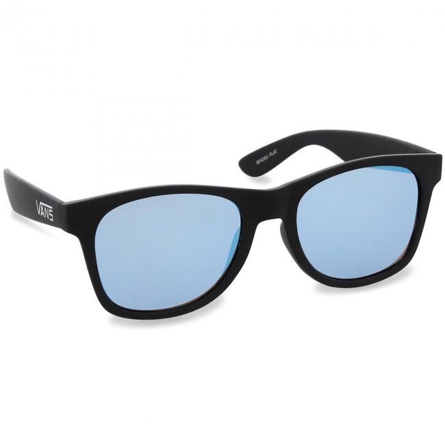 cc7587283cd Sunglasses VANS - Spicoli Flat Shad VN0A36VIYP0 Black/Light Blu