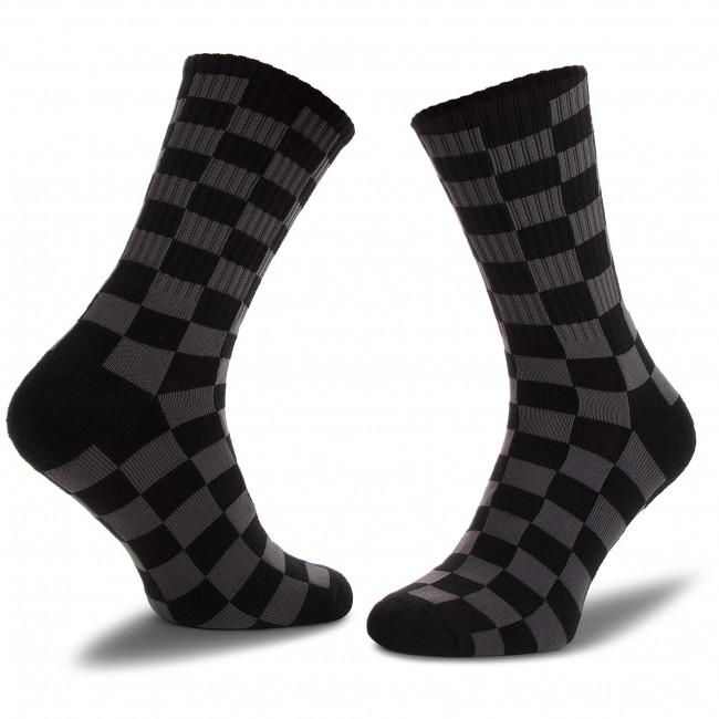Tall Socks Unisex VANS - Checkerboard Crew VN0A3H3NBA5 r.38,5/42 Black/Charco