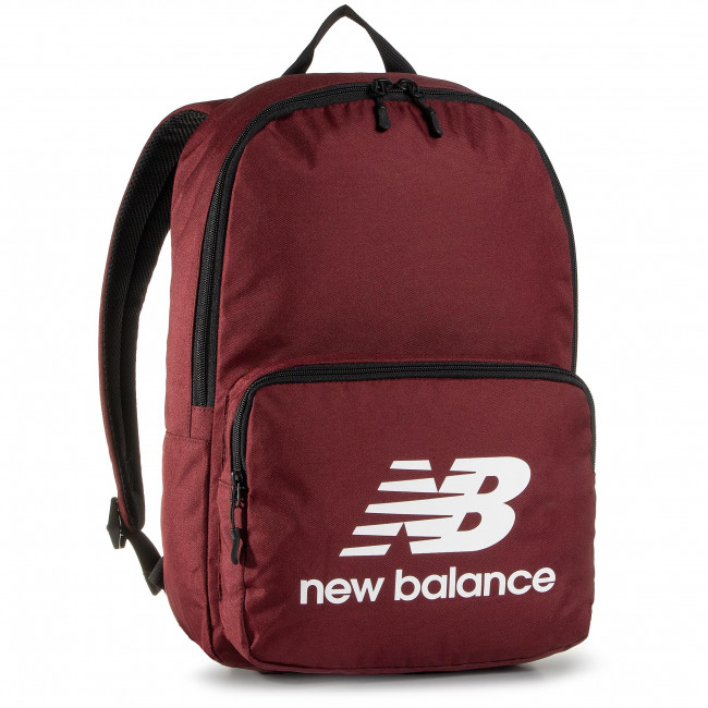 Backpack NEW BALANCE - NTBCBPK8BG Dark Red