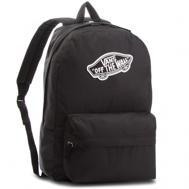 Accessories Online Online Vans & Realm Backpack Bags Black