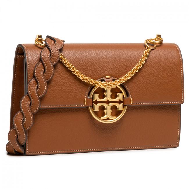 Handbag TORY BURCH - Miller Shoulder Bag 81688 Light Umber 905