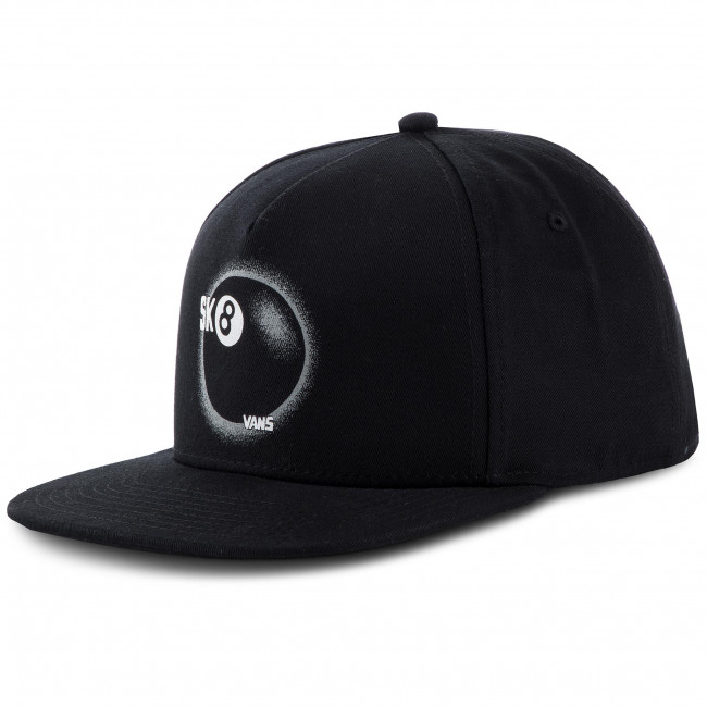 Cap VANS - Bragg Snapback VN0A3I1CBLK1 Black