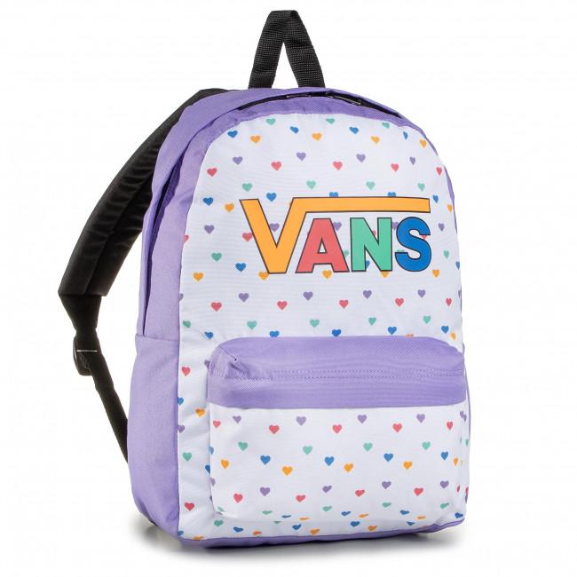 Backpack VANS - Girls Realm Backpack VN0A4ULTZL41  Dahlia Purple
