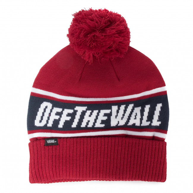 Cap VANS Off The Wall Po VN0A2YR7TN31 Biking Red