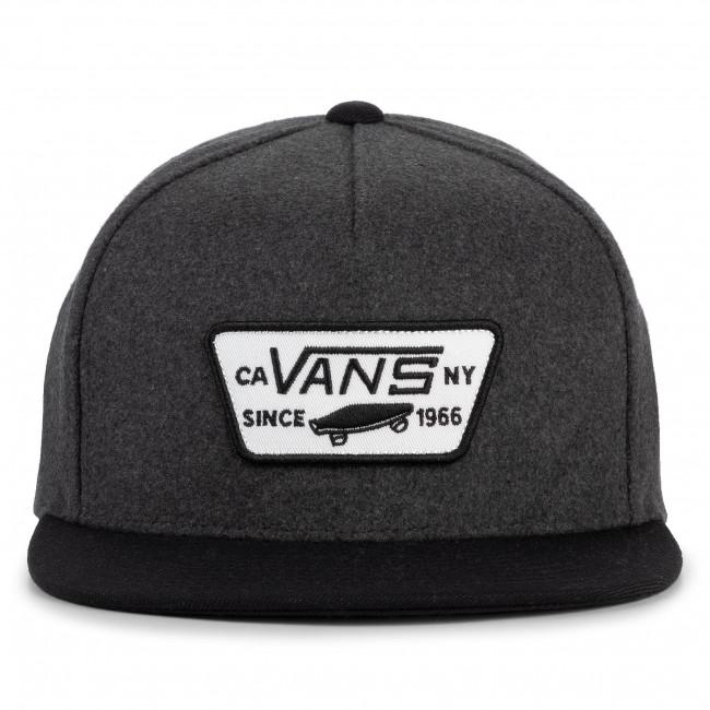 Cap VANS Full Patch Snap VN000QPU1O71 Asphalt