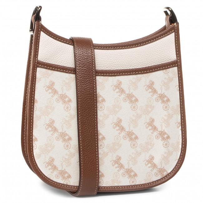 Handbag COACH - 89142  Chalk Dark Saddle V5